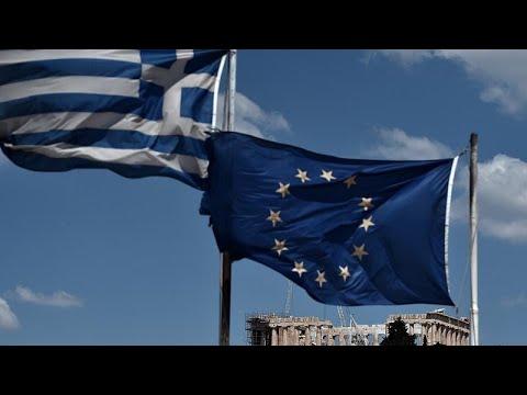 Eurostat: Στο 181,1% του ΑΕΠ αυξήθηκε το ελληνικό χρέος
