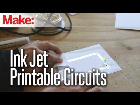 Inkjet Printable Circuits