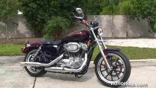 6. New 2014 Harley Davidson Sportster Superlow Motorcycles for sale - Miami, FL