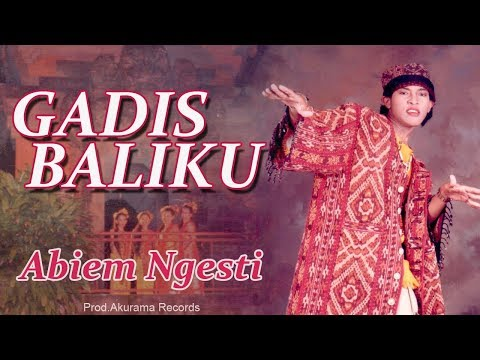 Abiem Ngesti - Gadis Baliku (Official Music Video)