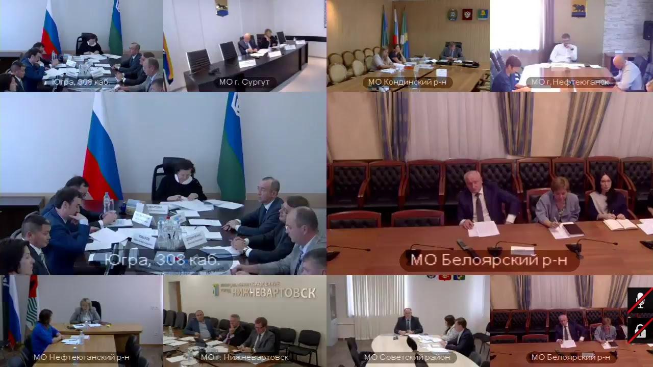 Заседание Инвестиционного совета от 14 августа 2017 года