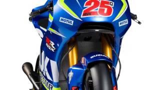 10. 2016 Suzuki GSX RR MotoGP Race Bike