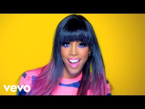 KELLY ROWLAND - Kisses Down Low [MV]