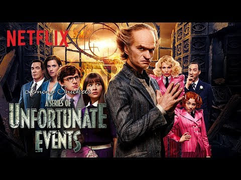A Series of Unfortunate Events: Season 3 | Official Trailer [HD] | Netflix