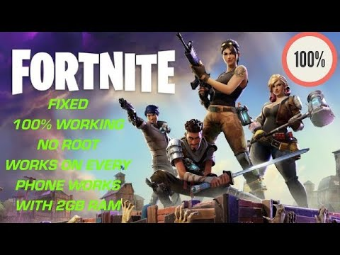 Fortnite Device Not Supported Fix No Root