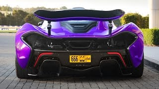 A MSO-purple coloured McLaren P1 on the @SupercarsClubArabia tour. Facebook: https://www.facebook.com/YouTube.AdamC3046 @SupercarsClubArabia's #EuroArabia ra...