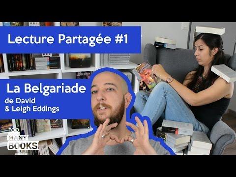 La Belgariade - La Mallorée de David & Leigh Eddings - Lecture Partagée #1