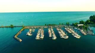 Whitby (ON) Canada  City pictures : Lake Breeze - DJI Phantom 4 - Whitby, Ontario Canada.