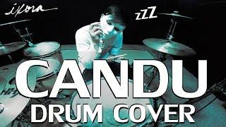 CANDU - AWKARIN - Drum Cover - Ixora (Wayan) [REACTION]