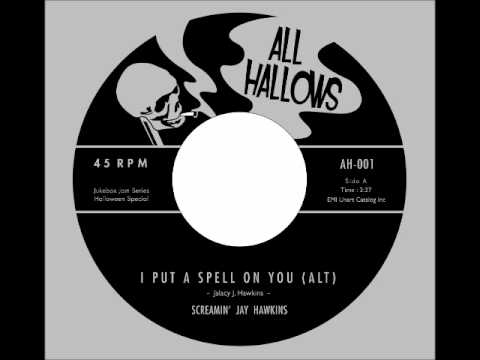 Screamin' Jay Hawkins - I Put A Spell On You (Alternate Take)