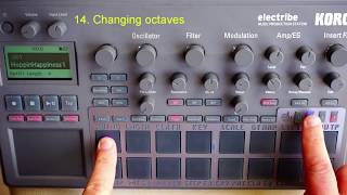 Video 20 advanced Electribe 2 tips, hacks and undocumented features MP3, 3GP, MP4, WEBM, AVI, FLV September 2018