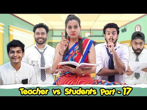 TEACHER VS STUDENTS PART 17 | BakLol Video