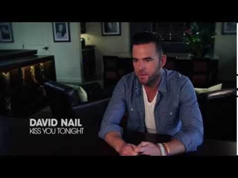 "David Nail – ""Kiss You Tonight"" Preview"