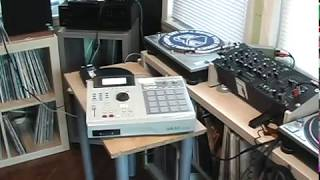 "De La Soul ""Eye Know"" beat Ver 2 (with correct sample), with MPC-2000XL"