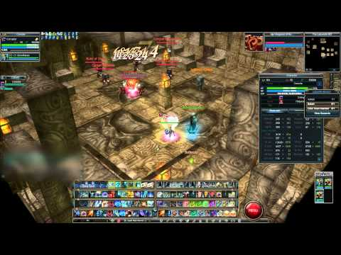 [Rappelz Epic7.4] Corruptor Cube solo with MC equips