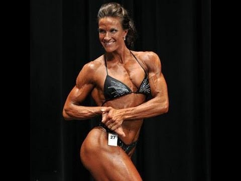 IFPA Female BBing Pro Christyn May Individual Posing Routine