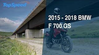 6. 2015 - 2018 BMW F 700 GS
