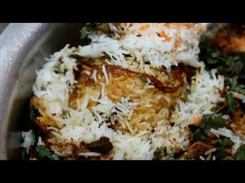 Mutton Biryani | layered mutton biryani recipe
