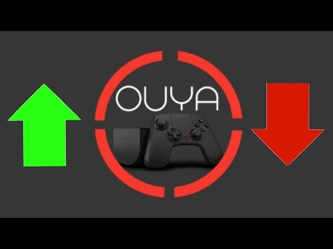 How The OUYA Entered The Red Ring Of Death - The Rise And Fall