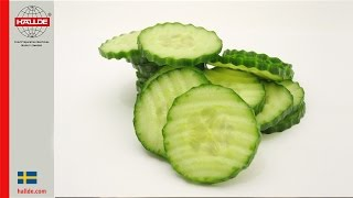 Cucumber: Crimping Slicer 4,5 mm