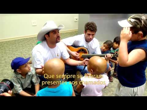 Edson & Hudson | Inauguração Pavilhão E&H | Hospital de câncer de Barretos