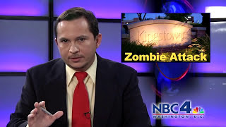Breaking News! Zombie Attack Near D.C.! A News Parody - Used In Doc Of The Dead