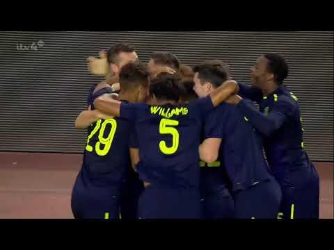 Hajduk Split 1-1 Everton - All Goals & Highlights - Europa League [HD]