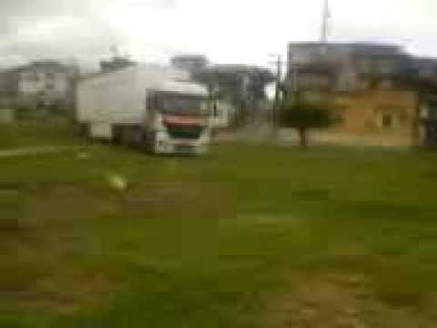American Park chegando em Itabuna 2013