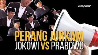Video Perang Juru Kampanye Jokowi-Prabowo | LIPSUS MP3, 3GP, MP4, WEBM, AVI, FLV Agustus 2018