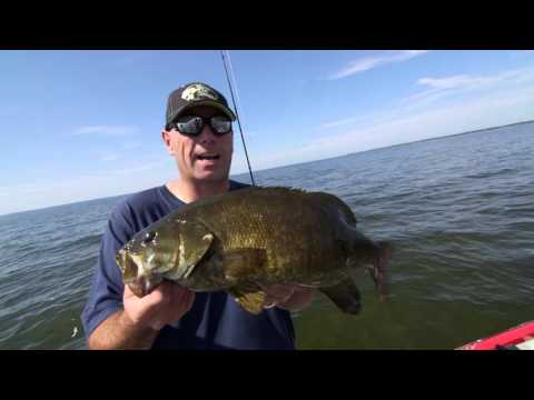Smallmouth Smash-o-Rama with Brandon Palaniuk - Facts of Fishing full episode season 8 episode 6