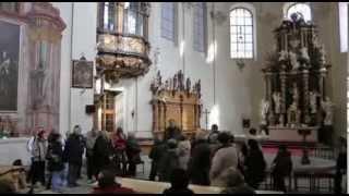 Video Farnost Moravská Ostrava. Farní výlet do Prahy 22.2.2014 MP3, 3GP, MP4, WEBM, AVI, FLV Desember 2018