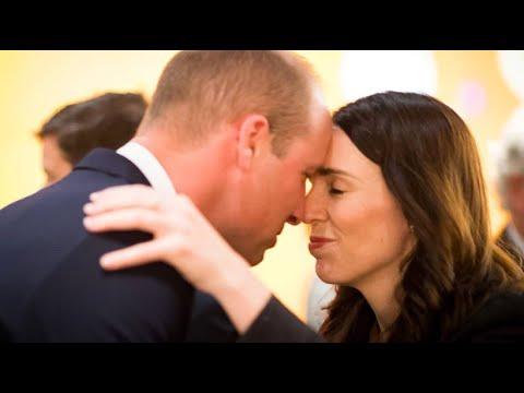 Prinz William auf dreifacher Mission in Neuseeland