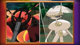 UK: More Ultra Beasts Make Their Debut in Pokémon Sun and Pokémon Moon! by The Official Pokémon Channel