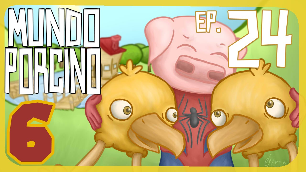 SETILANDIA | EP.24 | MUNDO PORCINO 6