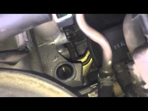 08 Honda Odyssey VCM oil pressure switch