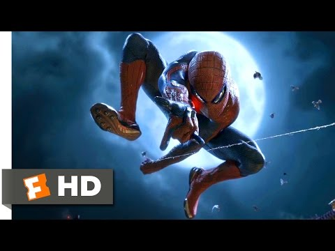 The Amazing Spider-Man - Those Are the Best Kind Scene (10/10)   Movieclips