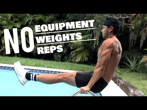 How to Build Stronger Muscles WITHOUT MOVING [ & No Weights! ]
