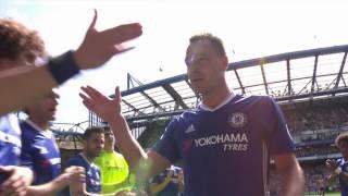 【偉大なるジョン・テリーがカップを掲げる!】チェルシーが最終戦をゴールラッシュで飾る!! | socsoc(サクサク)