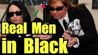 alien Men In Black video
