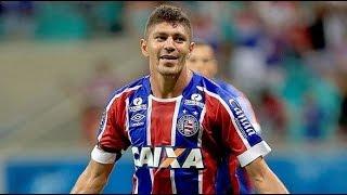 Bahia 6 x 2 Atlético PR  - GOLS  1ª Rodada Brasileirão 14/05/17