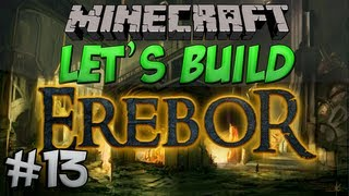 Let's Build - Erebor - #13 - More Shops!