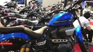 5. Yamaha Bolt R950 2018 giá bán 430 triệu đồng tại Việt Nam