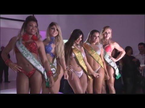 """Η 'Μούσα' της ομάδας του Σάου Πάουλου εξελέγη """"Μις Οπίσθια 2015"""""""