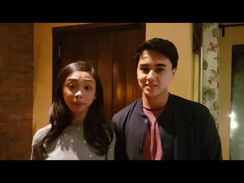 Edward On Birthday Dinner With Maymay; Maymay's Wish For Him & Pressure Of Being A Real Couple