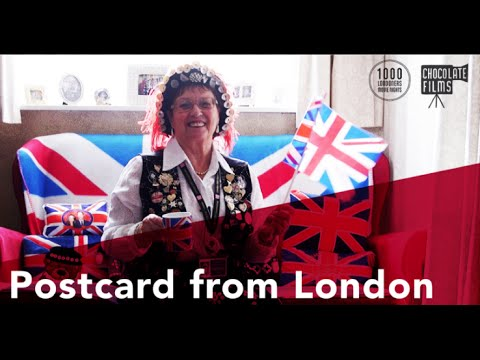 Postcard From London Trailer
