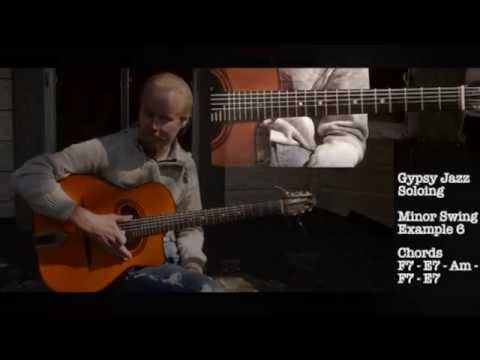 Minor Swing Guitar Lesson: Phrases and Patterns - DjangoBooks Forum