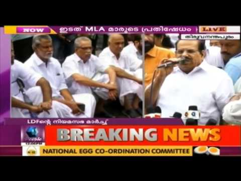Kodiyeri Balakrishnan Demands Further Probe Into K Babu s Involvement In Bar Case 30 November 2015 03 04 PM
