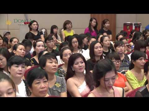 Chuỗi cơ sở của thẩm mỹ viện Đông Á từ Bắc tới Nam