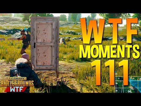 PUBG WTF Funny Moments Highlights Ep 111 (playerunknown's battlegrounds Plays) (видео)