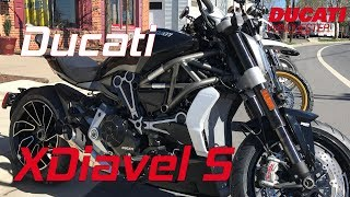 2017 Ducati XDiavel S  First Ride